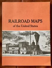 Old Railroad Maps of the United States, a bibliography by Andrew M. Modelski