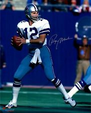 Roger Staubach Dallas Cowboys Autographed 8x10 Signed Photo Reprint