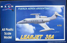 Mach 2 Models 1/72 GATES C-21 LEARJET Fuerza Aerea Argentina ARGENTINA AIR FORCE