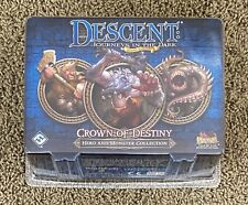 Descent Journeys In The Dark Crown of Destiny H&M Expansion NEW SEALED