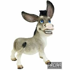 Little Paws Wonky the Donkey Figurine NEW in Gift Box - 24304