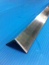 Cornière aluminium 20x20 épaisseur 2mm longueur 1 M