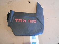 Honda TRX125 TRX 125 4 Four Trax 1985 right rear back fender mud flap flare