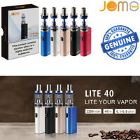 100% Original JOMO Tech E Cigarette Starter Kit Lite 40 2200mAh 2200mAh 0.5 Sub