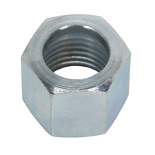 """AC52 Sealey Union Nut for AC46 1/4""""BSP Pack of 3 [Couplings Standard]"""