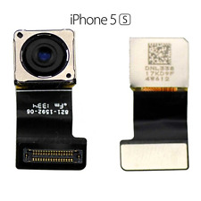 For Apple iPhone 5S Complete Main Back Rear Camera Lens Module Replacement Flex