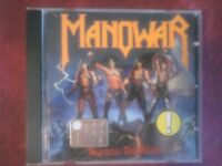 MANOWAR - FIGHTING THE WORLD (1987). CD.