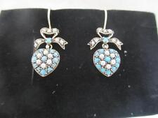 Turquoise Earrings Victorian Fine Jewellery