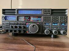 Yaesu Ftdx5000 200W Hf 50Mhz Ham Radio Transceiver With extras!