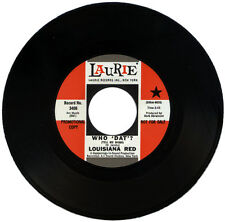 "La Louisiane Red ""Who 'Dat' (tell me maman)"" r&b Classic"