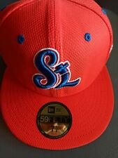St. Lucie Mets new era fitted hat size 7 1/8