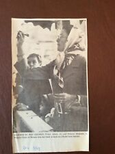 H1b Ephemera Picture 1969 Princess Grace Monte Carlo Fun Fair