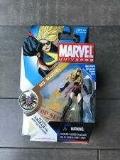 "NEW SEALED MARVEL UNIVERSE 3.75"" MS MARVEL FIGURE #022"