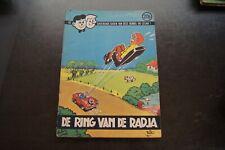 Strip-  Dees Dubbel & Cesar - De Ring van de Radja