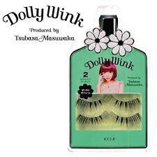 """KOJI☆Japan-Dolly Wink False Eyelash produced by TSUBASA """"No.2 Sweet Girly"""""""