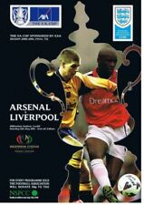 2001 FA CUP FINAL ARSENAL v LIVERPOOL