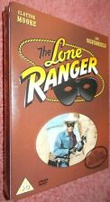 The Lone Ranger The Colour Episodes  (1949) Complete Series DVD Boxset  UK Reg 2