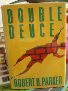 Robert B. Parker; Double Deuce;   A Spenser novel;  U.S.A. 1st edit