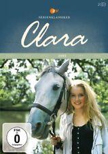 Clara - Die komplette Serie NEU OVP 2 DVDs Katja Studt Alle 6 Teile