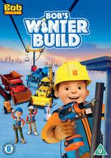 Bob the Builder: Bob's Winter Build DVD (2016) Keith Chapman ***NEW***
