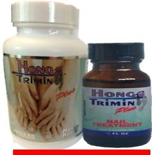 Kit Hongo Trimin Capsules Nail Treatment Relief Anti Fungal Uñas Enfermas Pies 2