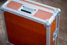 ZECK Flight Case 50x48x22cm Racks Dj Equipment Case Box mit Butterfly Verschluß