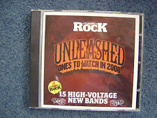 UNLEASHED (ONES TO WATCH IN 2008) - VARIOUS ARTISTS 2008