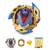 Beyblade Burst Winning Valkyrie.12.V Golden B-104 Top Without Launcher & No Box