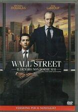 Wall Street - Il denaro non dorme mai - DVD Ex-NoleggioO_ND011086