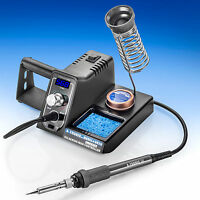 X-Tronic #3020-XTS 75 Watt Digital LED Display Soldering Iron Station - ESD Safe