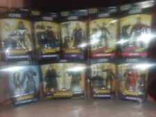 MARVEL LEGENDS THE BLACK ORDER SET AVENGERS CULL OBSIDIAN PROXIMA INFINITY WAR