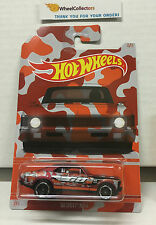 '68 Chevy Nova * Red * Camouflage Series * Hot Wheels 2015 * G4