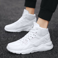 Men's Ultra Breathable Sneakers Athletic Comfortable High Top Gym Sports Shoes