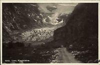 Loen Stryn Norwegen Norge Sogn og Fjordane ~1910 Kjendalsbræ Gletscher landskap