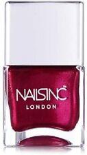 Nails Inc Nail Varnish Crushing on Rubies Metallic Red 14ml