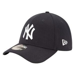 New Era 39THIRTY League Basic New York Yankees Cap - Navy