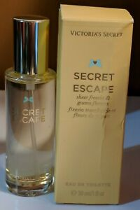 VICTORIA'S Secret SECRET ESCAPE Freesia+Guava EDT 1 oz NIB