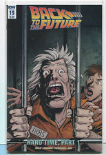 Back To The Future # 19 Nm Cover B Idw Comics Cbx13A