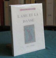 PAUL VALERY - L AME ET LA DANSE ILLUSTRE EDOUARD LEON