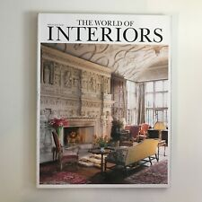 WORLD OF INTERIORS MAGAZINE MARCH 2010 INTERIOR DESIGN