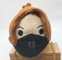 NEW Authentic Disney Marvel tsum tsum Bucky Winter Soldier 30CM plush Doll