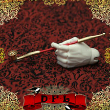 Dollmore BJD Pipe Gold and Red Short Pole for 1/3SD/SD16 Uncle Doll Photo Props