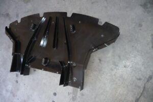 2008 Bugatti Veyron 16:4 Rear Lower Shield Carbon Fiber Cover 5B0805826D OEM