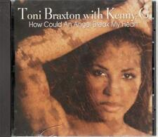 Toni Braxton ft. Kenny G, How Could An Angel Break My Heart; 2 trk PR-CD Single