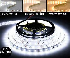 High Quality CRI 90+ RA90 5M White 5630 SMD LED Flexible Strip 12V 300 LED IND