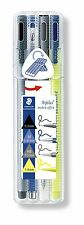 Staedtler Triplus Office Set/Perfect combo/Fineliner+Ballpoint+Pencil+Textsurfer