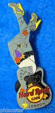 LONDON ENGLAND STILETTO SHOE GUITAR SERIES SEXY GIRL'S LEGS Hard Rock Cafe PIN