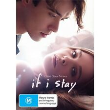 IF I STAY-Chloe Grace Moretz-Region 4-New AND Sealed