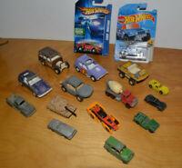 Vintage & Modern Die-cast Car Lot TOOTSIETOY HOT WHEELS