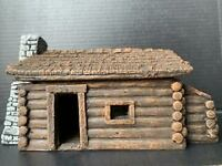 9909 Log Cabin 54mm Multi Era Formerly Barzso Playsets add-on